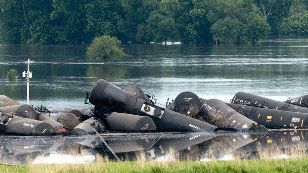 Iowa Train Derailment Cars in River.jpg