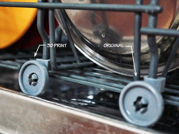 Imagine the weight of the dishes that this small part has to support.