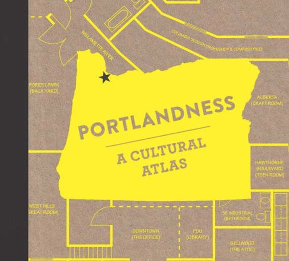 Portlandness cover design